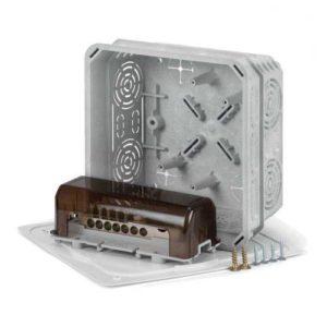 Коробка электротехническая (установочная, распределительная)