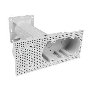 Монтажные коробки для утепленных стен