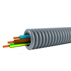 Corrugated pipes 20 mm