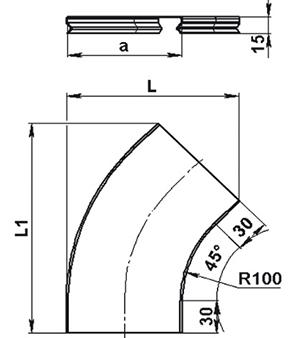 Крышка поворота SCaT 45