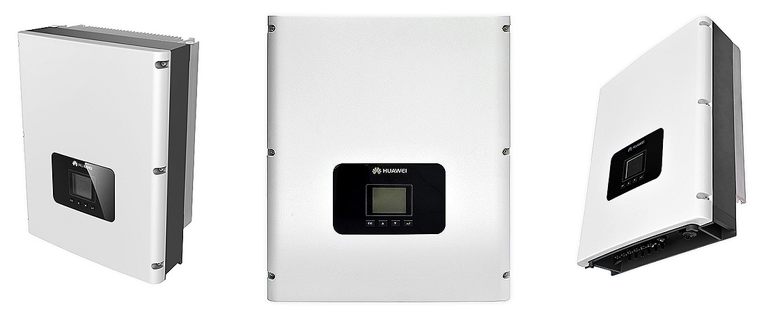 Инверторы для солнечных панелей Huawei