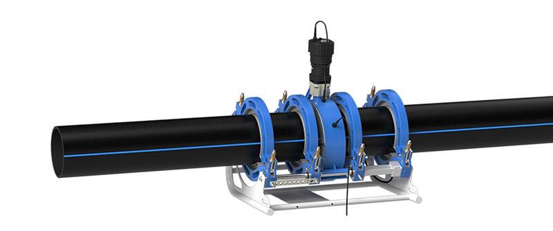 Монтаж водопроводной трубы ПНД